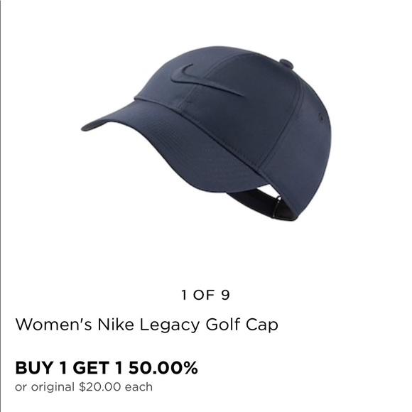 16e5ab57 Nike Accessories | Nwt Womens Legacy Golf Cap | Poshmark